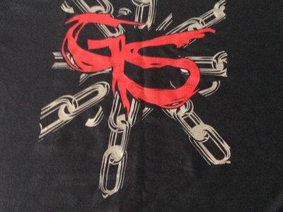 """Gravel Switch """"Chains"""" Shirt main photo"""