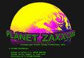 Planet Zaxxon image