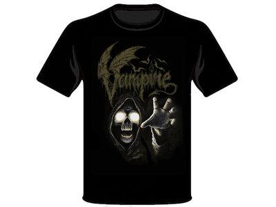 Death t-shirt main photo