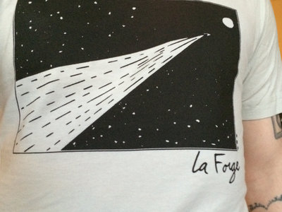 La Forge Jettison T-shirt main photo
