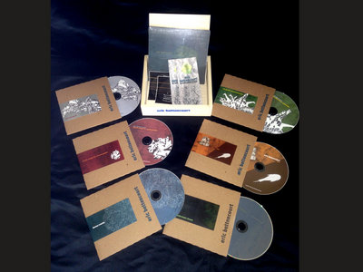 CD Box Set (2009-14) - Complete discography + bonus tracks, book, extras. main photo