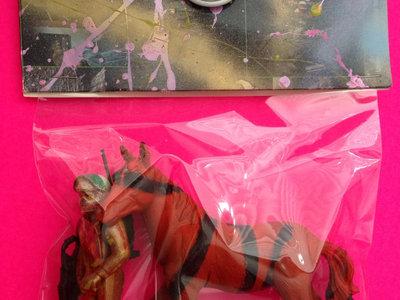 Monsters of the Neighborhood ACTION FIGURE #43 - Bertram The Cleaner & Space Horse Floyd main photo
