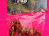 Monsters of the Neighborhood ACTION FIGURE #43 - Bertram The Cleaner & Space Horse Floyd photo