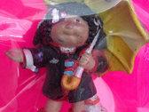 Mini Monsters of the Neighborhood ACTION FIGURE #44 - Rainy Day SSF Kid photo