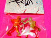 Mini Monsters of the Neighborhood ACTION FIGURE #45 - Titus & Bruce photo