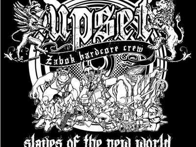 Slaves Of The New World - T-shirt main photo