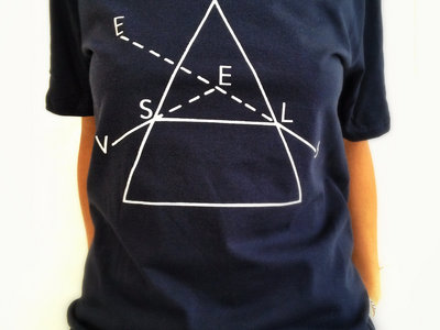 Elliptic T-shirt blue main photo