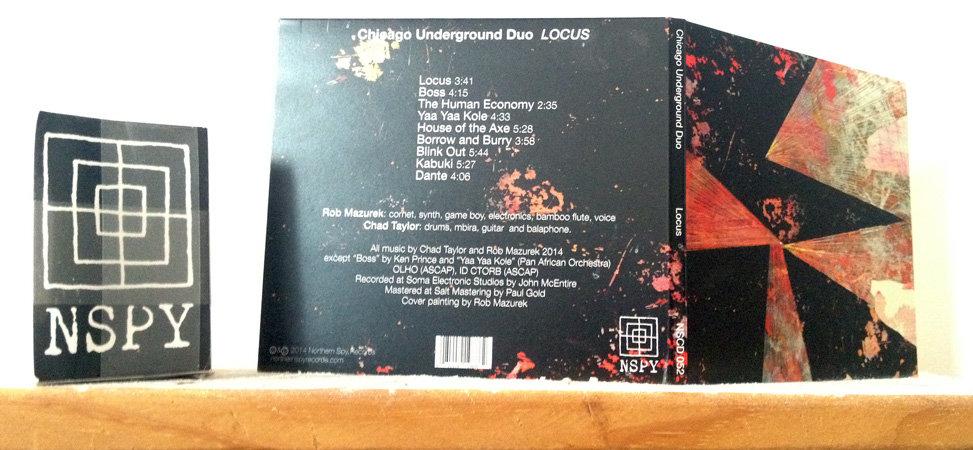 Locus   Chicago Underground Duo