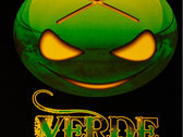 "Glossy 13"" x 19"" Verde Poster (w free album download) photo"