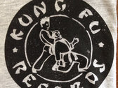 The Official Kung Fu Records T-Shirt (softy) photo