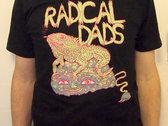 Radical Dads Lizard & Rock T-shirt photo