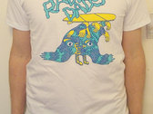 Radical Dads Wave T-shirt - white photo