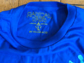 Radical Dads Wave T-shirt - blue photo