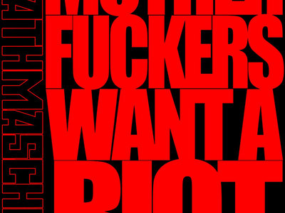 'RIOT' T-Shirt main photo