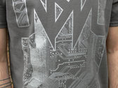 Circuit t-shirt design (grey/silver) photo