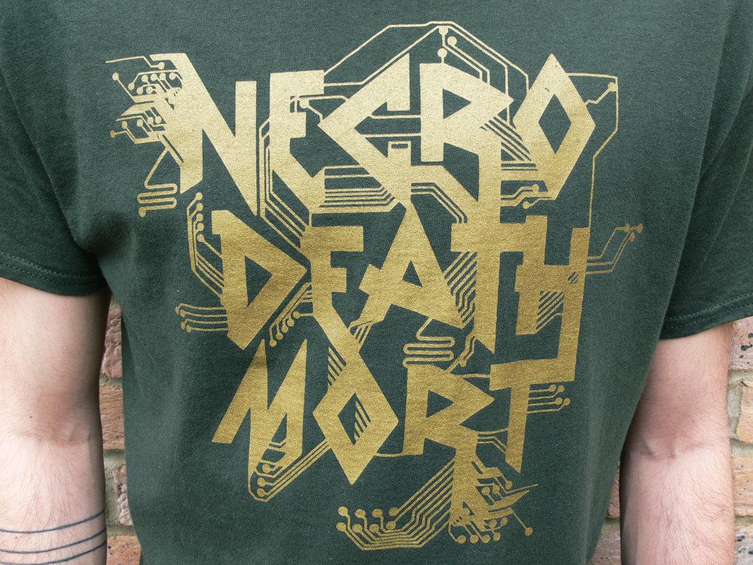 Custom T Shirt Metallic Ink Short Circuit Tshirts Zazzle