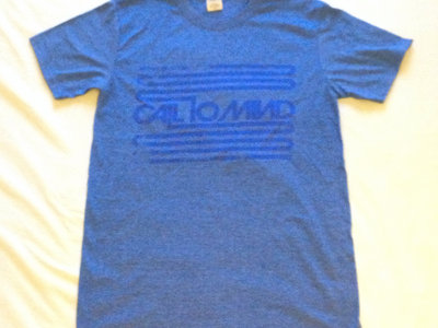 Call To Mind T-Shirt (Mens - heather royal blue) main photo