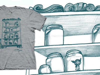 Shelf Design T-shirt main photo