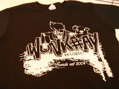 WONK#AY T-shirt + Sticker + Badge COMBO main photo