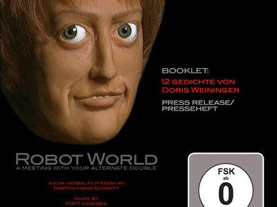 Robot World (2011) - DVD main photo