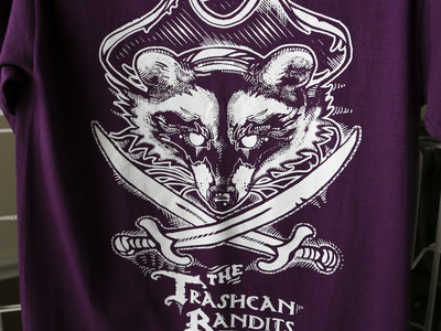 Purple Raccoon Bandit designed by Amy main photo