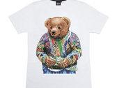 """""""GROS GRAMME"""" Hu$tle Bear tee photo"""