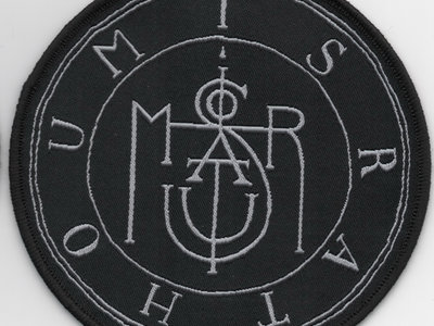 ISRATHOUM - Sigil woven patch main photo