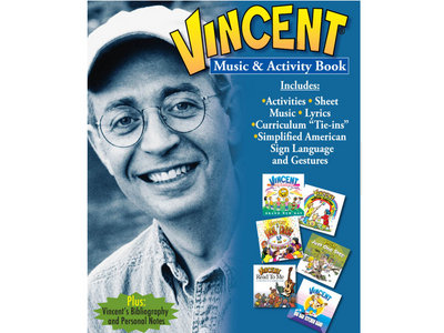Vincent's Music and Activities Book main photo