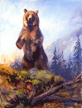 Tall Bear image