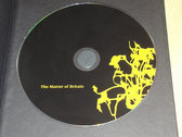The Matter Of Britain (2009) - Hardback book & CD photo