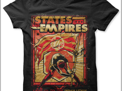 Revolution Tshirt main photo