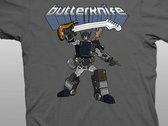 Butterknife T-shirt photo