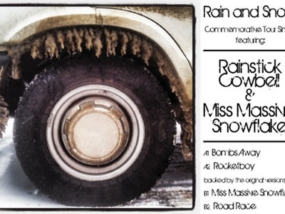 NPR 28 Rain and Snow Commemorative Single main photo