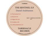 TABR004 – Daniel Andréasson – The Sentinel E.P. photo