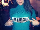 The Safe Side sticker photo