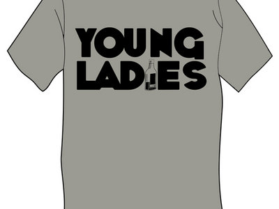 Young Ladies/Booze Shirt main photo
