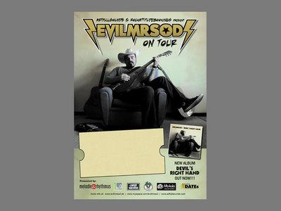 """Devil's Right Hand"" Tour Poster main photo"
