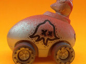 Monsters of the Neighborhood ACTION FIGURE #68 - Ghost Ride The Chick photo