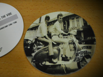 Coasters with Downloadable Electronic Album(Sold Out) main photo