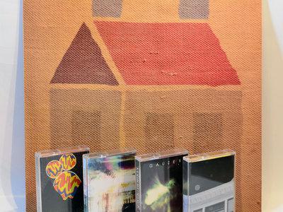 4 Tapes / 1 Vinyl  / $30 Shipped main photo
