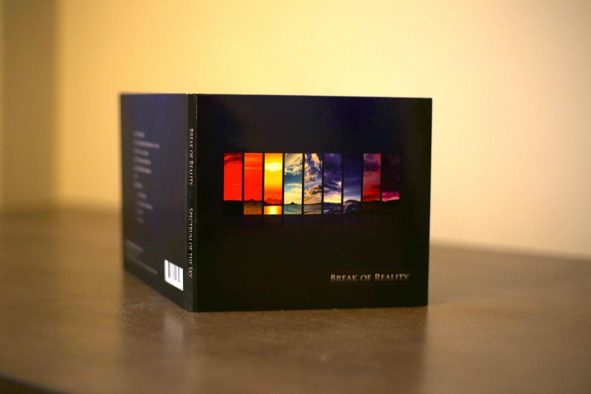 spectrum of the sky (2009) | break of reality