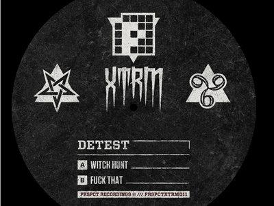 "XTRM 011 - 12"" Vinyl main photo"