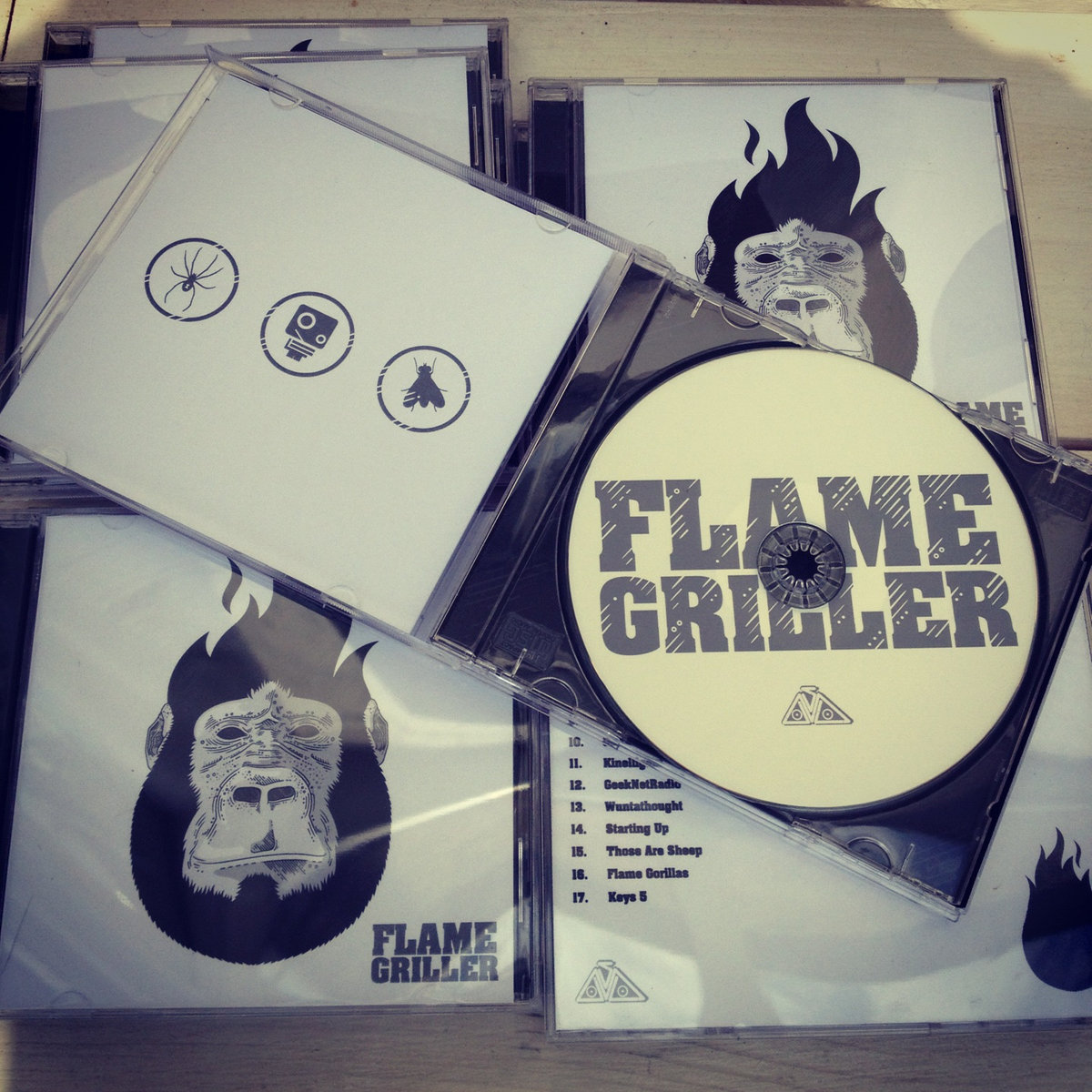 Flame Griller   Flame Griller