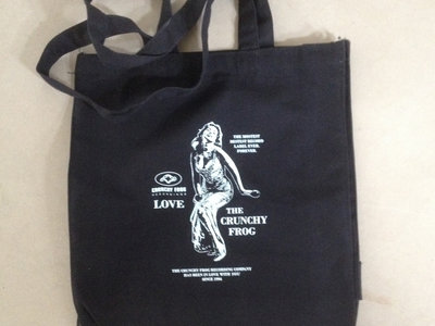 Tote Bag - Love the Crunchy Frog main photo