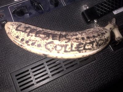 Autographed banana (+ Lifesteps Collection LP) LIMITED!! main photo