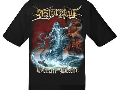Ocean Blade T-Shirt - LAST COPIES! main photo