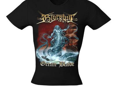 Ocean Blade Girlie Shirt - LAST COPIES! main photo