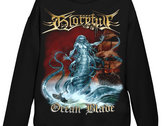 Ocean Blade Hooded Zip-Up LAST COPIES! photo