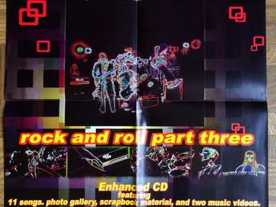 Download of Ozma's Rock And Roll Part Three Plus Promo Poster main photo