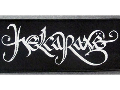 Helcaraxë Logo Patch main photo